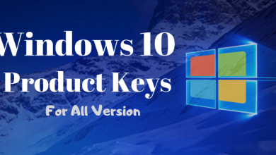 Photo of WINDOWS 10 PRODUCT KEY FREE 2020 100 % WORKING